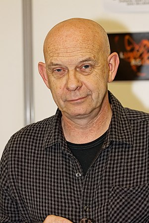 Doug Bradley - Bradley in 2012
