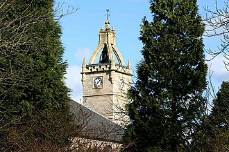 East Kilbride - Image: Parish Church, East Kilbride