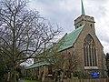 Parish Church of St James, Kidbrooke - geograph.org.uk - 359594.jpg