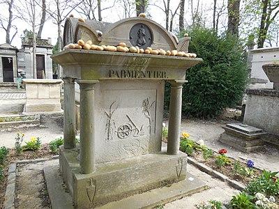 Parmentier Père Lachaise Paris.JPG