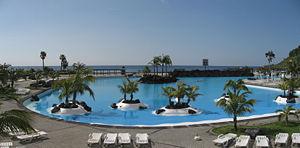 Parque Marítimo César Manrique - Parque Marítimo