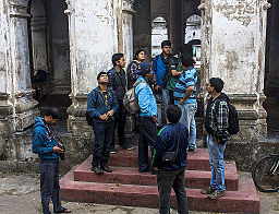 Participants Lost in Thoughts - Wikipedia Takes Kolkata 4