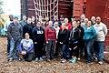 Participants in Leadership Development Program Tier I take a group photo Jan. 21, 2016, at Sacramento State University.jpg