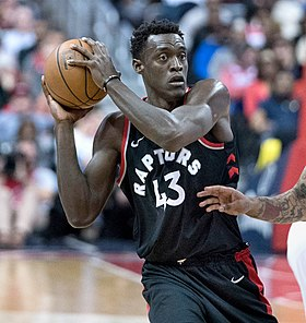 Image illustrative de l'article Pascal Siakam