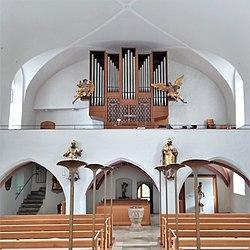 Passau-Ilzstadt, St. Bartholomäus (Eisenbarth-Orgel) (2).jpg