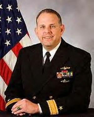 Patrick H. Brady (Navy) - Rear Admiral Patrick H. Brady