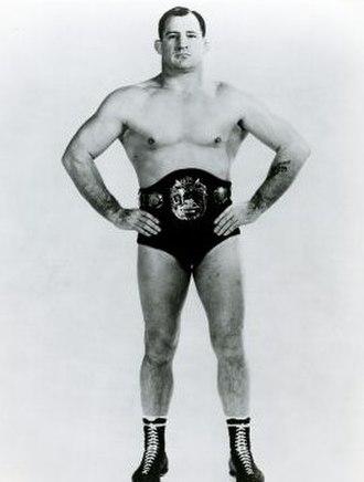 AWA World Heavyweight Championship - Inaugural champion Pat O'Connor