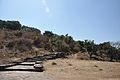 Pathway - North Side - Buddhist Monuments Site - Sanchi Hill 2013-02-21 4251.JPG