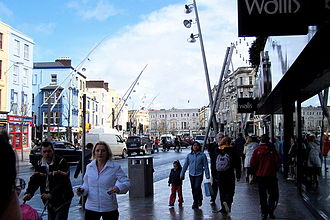 Munster - Patrick Street, Cork City