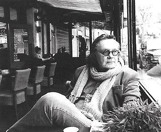Patrick Conrad Belgian writer