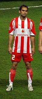 Christos Patsatzoglou Greek footballer