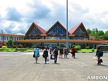 Ambon Pattimura Airport