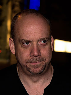 Paul Giamatti American actor