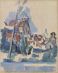 Church at Montigny-sur-Loing (L'Église de Montigny-sur-Loing)