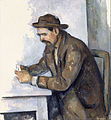 Paul Cézanne - The Cardplayer - Google Art Project.jpg