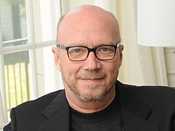 Paul Haggis, Canadian Film Centre, 2013 (cropped)