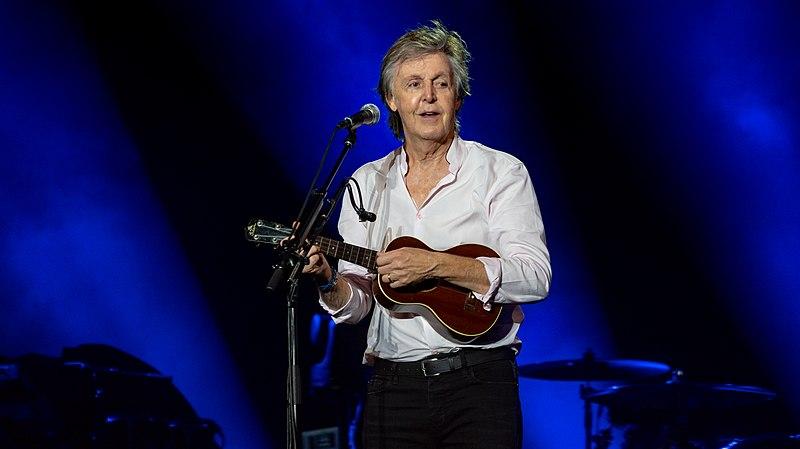 FOTO Paul McCartney 2018