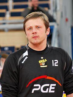 Polish volleyball player
