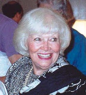 The Jetsons - Penny Singleton was the voice of Jane Jetson.