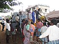 People affected by Tsunami evacuates from Nagapattinam on January 1, 2005.jpg