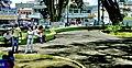 People at Ciudad Quesada, Costa Rica park.jpg