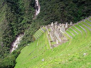 cultural heritage site in Peru