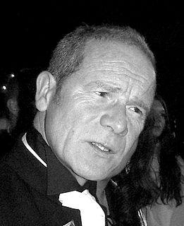 Peter Mullan Scottish actor and filmmaker