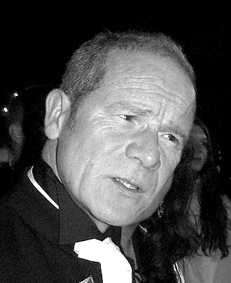Peter Mullan - Mullan at BAFTA in Scotland, 2005