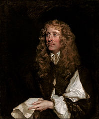 Portrait of a man, thought to be George Booth, Lord Delamere