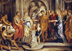 The History of Constantine - Image: Peter Paul Rubens 211
