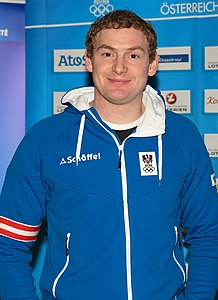 Peter Penz - Team Austria Winter Olympics 2014.jpg