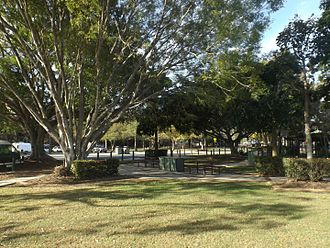 North Coast Roadside Rest Areas - Facilities at Petrie Road Rest Area which is also known as Wyllie Park