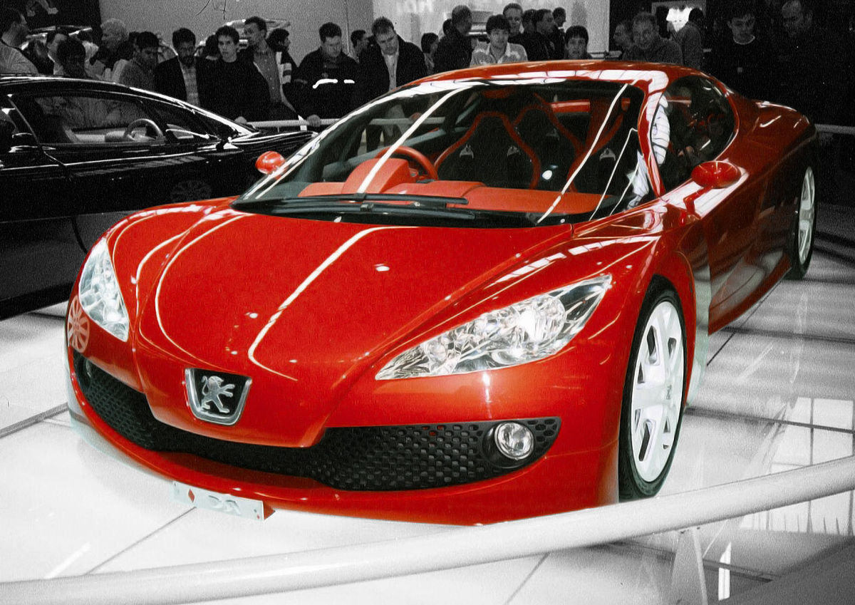 5 Door Car >> Peugeot RC - Wikipedia