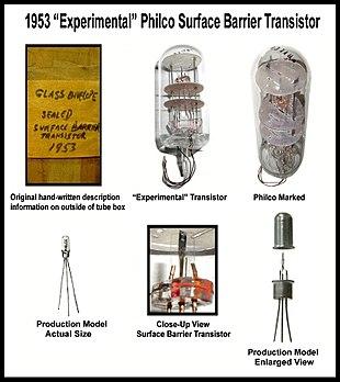 Transistor - Wikipedia on