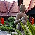 Phnom Phen National Museum Le Roi lépreux (2).jpg