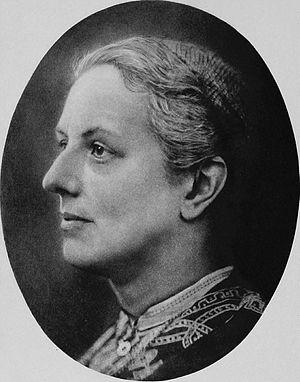 Charlotte Mary Yonge - Charlotte Mary Yonge, aged 35