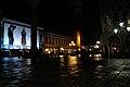 Piazetta San Marco 夜のサン・マルコ小広場 - panoramio.jpg
