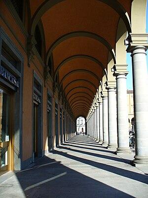 Piazza della Libertà, Florence - Image: Piazza della Libertà (Florence) 16