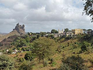 São Salvador do Mundo, Cape Verde Municipality of Cape Verde
