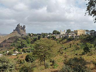 São Salvador do Mundo, Cape Verde - Image: Picos (Cap Vert) (3)