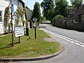 Piddlehinton, finger post - geograph.org.uk - 1374792.jpg