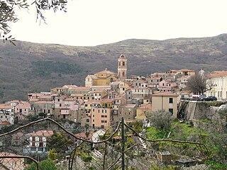 Pietrabruna,  Liguria, Italy