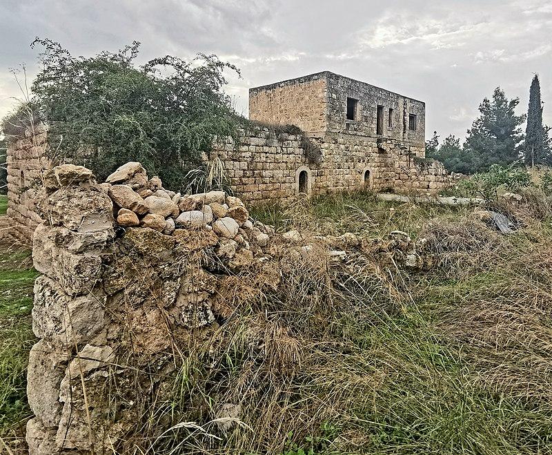 בית הקשתות בקיבוץ הראל