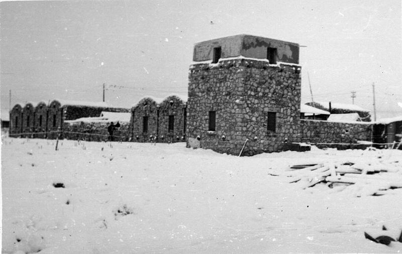 מצודת חוקוק בשלג