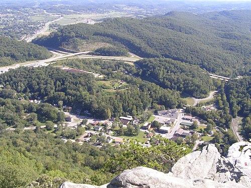 Cumberland Gap mailbbox
