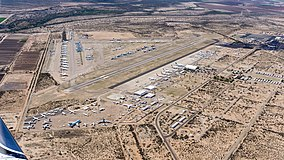 Pinal Airpark overflight