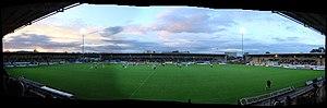Burton Albion 1 Northwich Victoria 1, Pirelli ...