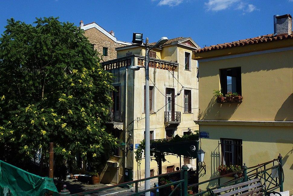 Plaka district-Athens 31