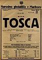 Plakat za predstavo Tosca v Narodnem gledališču v Mariboru 20. junija 1925.jpg