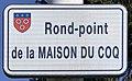 Plaque Rond Point Maison Coq - Mâcon (FR71) - 2021-03-01 - 1.jpg